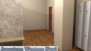 Houston Texas Building Steel Prefabricated