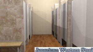 building construction western steel