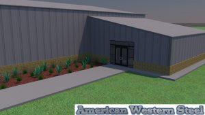 prefab metal buildings Houston
