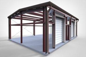 Metal Barn Contractor in San Antonio