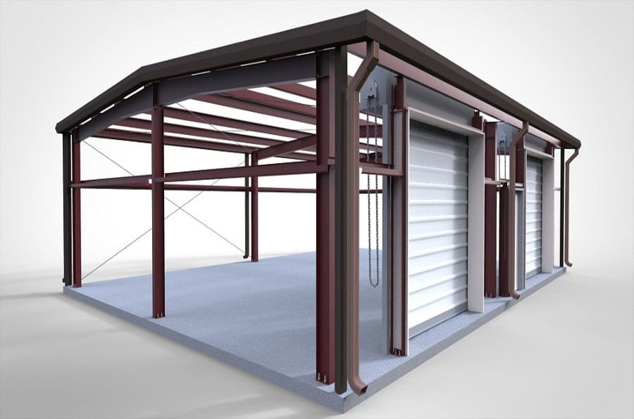 Metal Barn Contractor in San Antonio