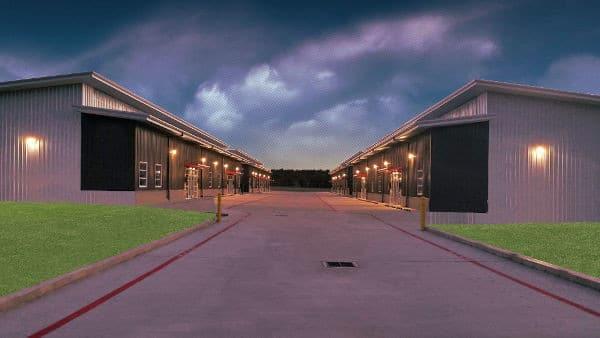 Business Warehouse Park Contractors