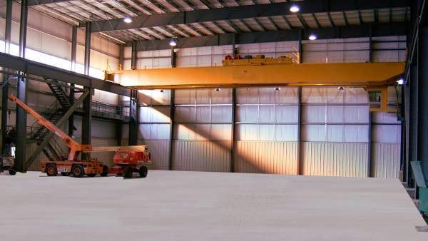 Dallas Crane Building Contractors