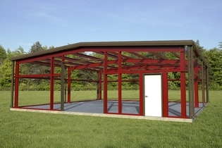 Metal Building Kits Oklahoma
