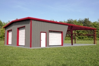 Turnkey Steel Buildings