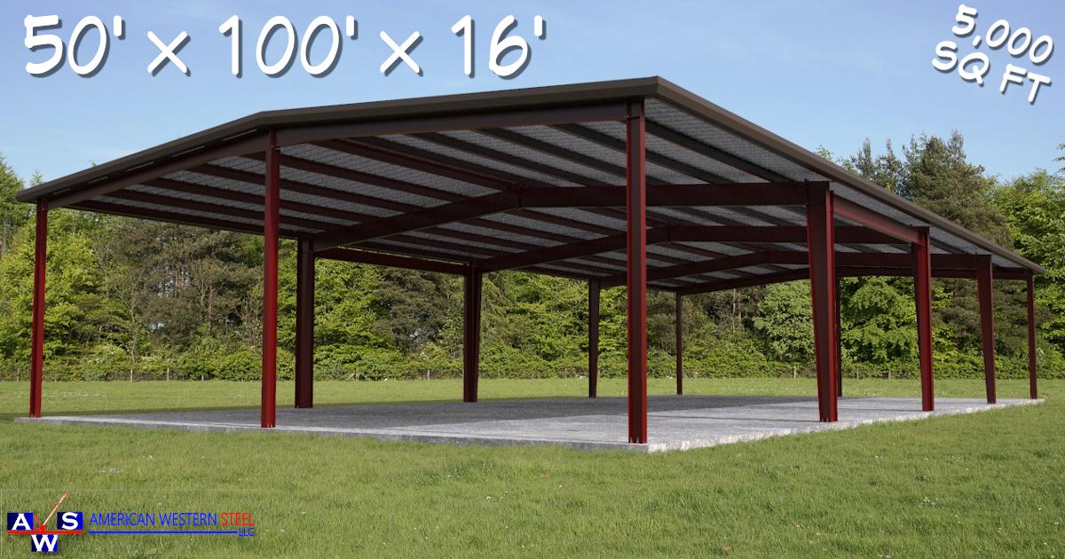 40X60 Metal Building Kits