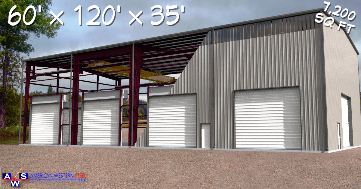 60x135 Crane Building