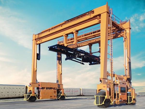 Dallas Gantry Cranes