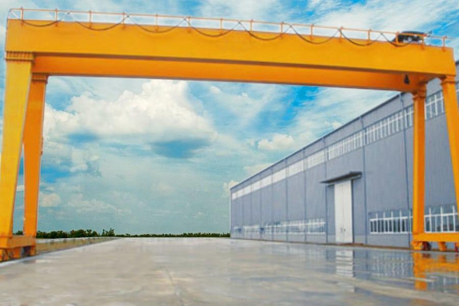 Gantry Cranes in Houston