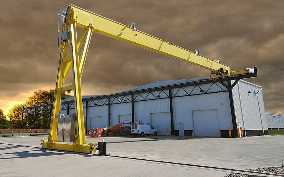 Gantry Crane Providers in Austin