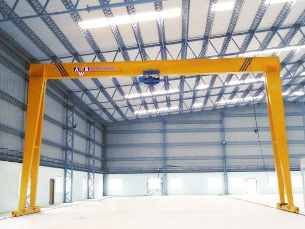 Gantry Cranes and Hoist