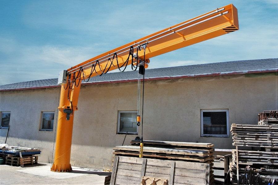 Jib Crane Providers in Austin